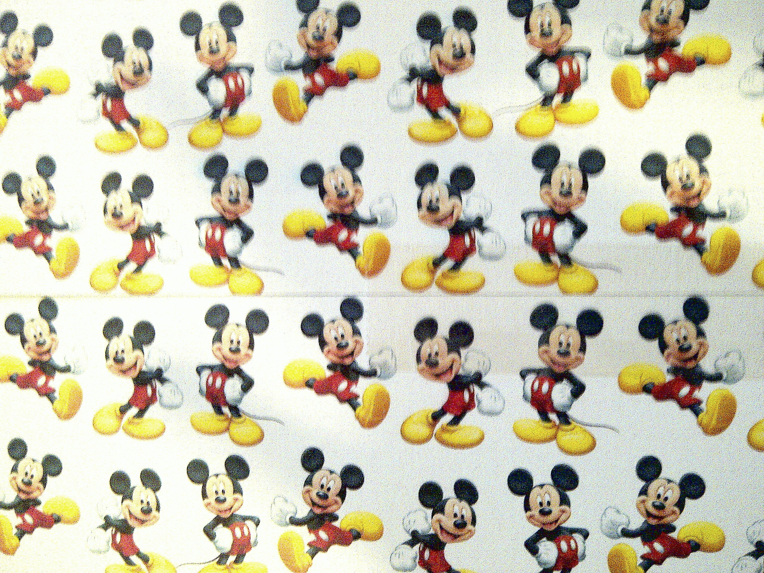 Scrapbook paper disney - In The Deal Of The Century I Found Another 59 Cent Scrapbook Paper 12 X 12 That Had 49 Square Pictures Of The Mickey S Clubhouse Characters