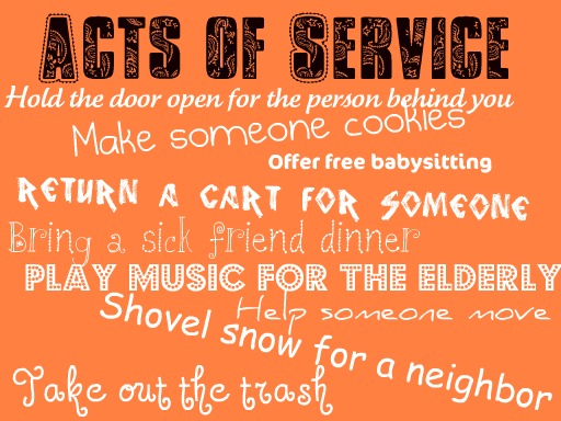 Acts Of Service At Home A Love Language